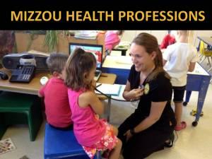 mizzou health profession